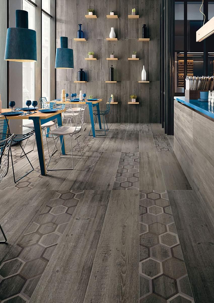 angolo della ceramica a vicenza pavimento lodge grey